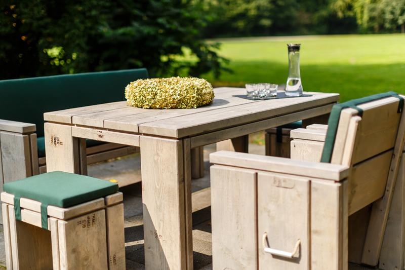 Tisch Norderney 123 cm breit