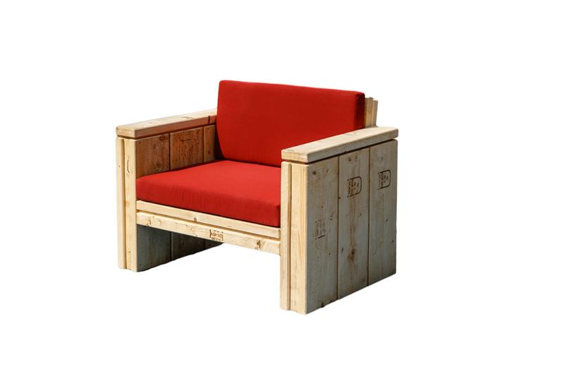 Lounge-Sessel Sylt
